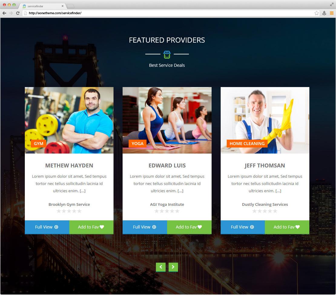 Empresa destacada - Guía profesional - Goinfopro